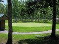 ゴルフ場併設