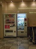 自動販売機コーナ