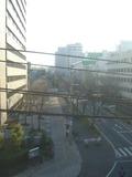 岡山の市街風景