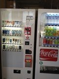 ホテル1F 自販機