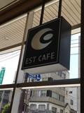 1Fカフェ 看板