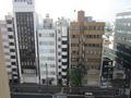 窓からの風景(朝)