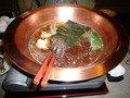 暖かいお鍋料理