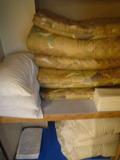 予備の布団と枕