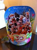 ディズニーの30周年記念の案内