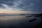 日の出前の景色1