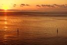 朝日と海2