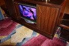 ロビーにあるテレビ
