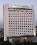 20階建の白いホテル