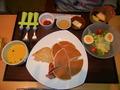 子供用の朝食