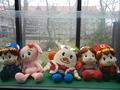 おもちゃ王国のキャラクター