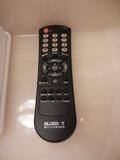 浴室内テレビのリモコン