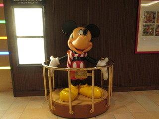 ディズニーファンタジーのミッキー