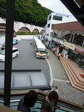 旅館巡回バス乗り場
