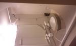 居室から見たお風呂場