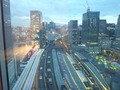 東京駅の真上からの大都市ビューイングはここならでは