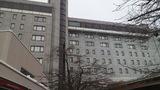 旅館と融合したようなホテル