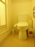 まるでマンションのトイレ
