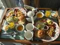 天使のいるかの朝食