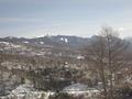 ピラタスの丘の景色
