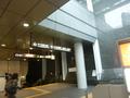 名古屋駅桜通口付近。右上エスカレータを上がるとマリオット。正面は東山線、近鉄、名鉄の案内。