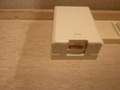 部屋のパソコン ランケーブル