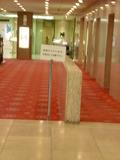 東館1階エレベーターホール