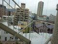 本館 5階からの眺め