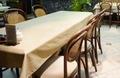 6人テーブルです(レストラン銀杏の木)