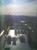 窓からの風景 朝
