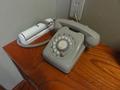 部屋の電話