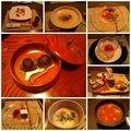 welcomeおはぎ と 夕食