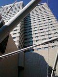 とても立派な大きなホテルです