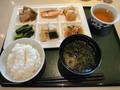 和食御膳にしました。