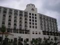 白亜のホテル