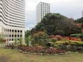 日本庭園が美しい都市型ホテル