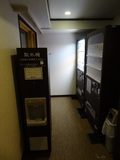 2階の自販機コーナー