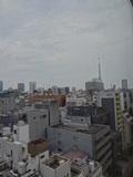 部屋からの眺望(西側)