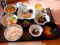和食レストラン八重山の和朝食