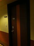 和洋室のドア