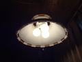 寝室のライト