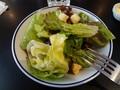 レストラン沢村ランチ サラダ