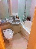 トイレ・浴室です