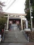 武蔵御嶽神社へ