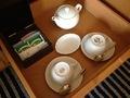 部屋の紅茶