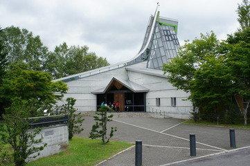 二風谷アイヌ文化博物館