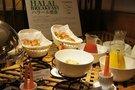 ハラール朝食
