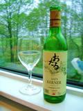 ウェルカムドリンクのワイン