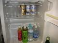 冷蔵庫の飲み物