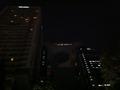 夜のウェスティン大阪と空中庭園